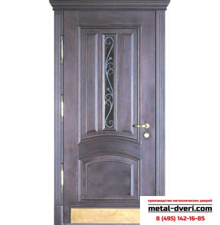 Входная парадная дверь ПД18