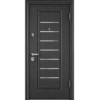 Входная металлическая дверь с покрытием шелк  ДШ-10