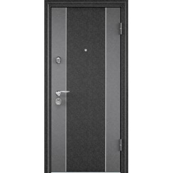 Входная металлическая дверь с покрытием шелк  ДШ-11