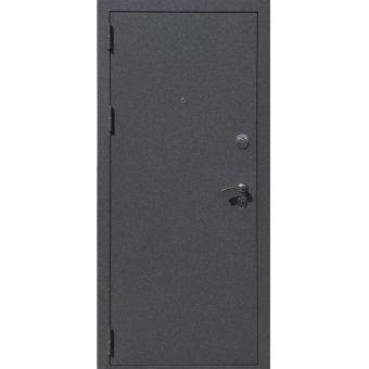 Входная металлическая термодверь с покрытием шелк  ДШ-12