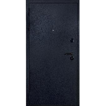 Входная металлическая дверь с покрытием шелк  ДШ-6