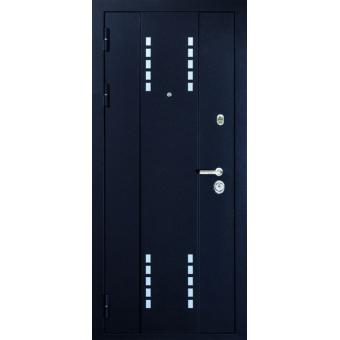 Входная металлическая дверь с покрытием шелк  ДШ-7