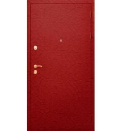 Металлическая дверь Порошковое напыление КРОКОДИЛ 1