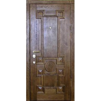 Металлическая входная дверь массив ДМ3