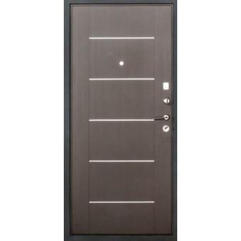 Дверь металлическая входная МДФ1