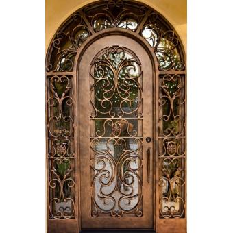 Дверь металлическая МДФ-42