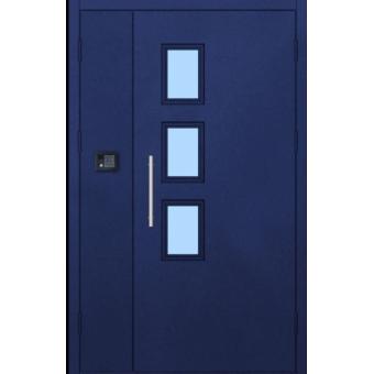 Дверь металлическая в подъезд ПД-4