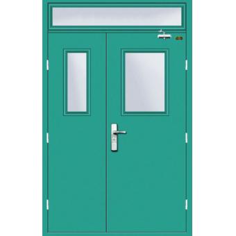 Тамбурная металлическая дверь ТТД5