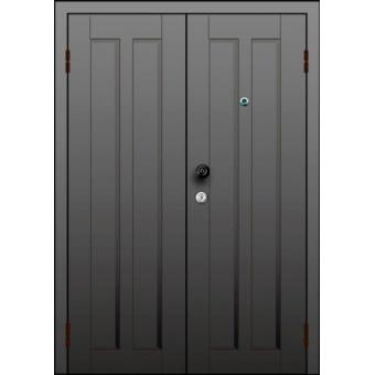 Тамбурная металлическая дверь ТТД7