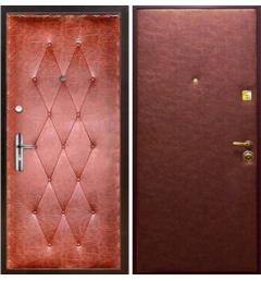 Дверь металлическая дутая ВД5