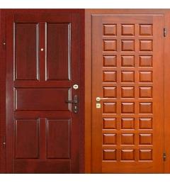 Металлическая входная дверь филенчатый МДФ - ФМД2