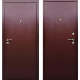 Дверь входная металлическая эконом-10
