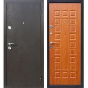 Дверь входная металлическая эконом-27