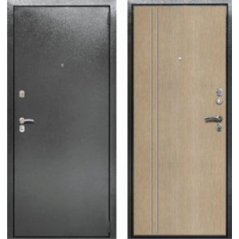 Дверь входная металлическая эконом-30