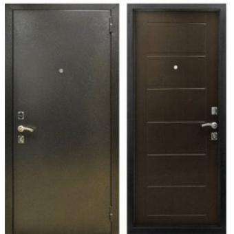 Дверь входная металлическая эконом-39