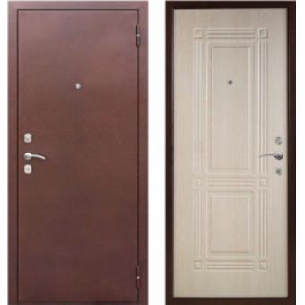 Дверь входная металлическая эконом-40