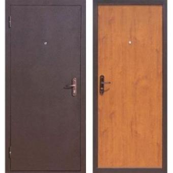Дверь входная металлическая эконом-41