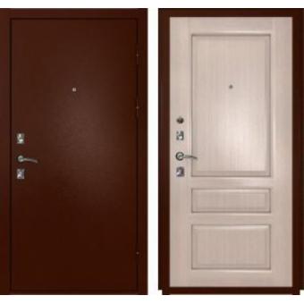 Дверь входная металлическая эконом-42