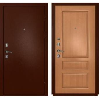 Дверь входная металлическая эконом-43