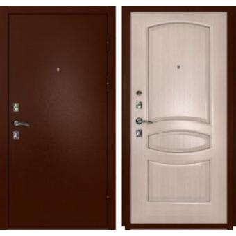 Дверь входная металлическая эконом-44