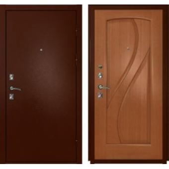 Дверь входная металлическая эконом-48