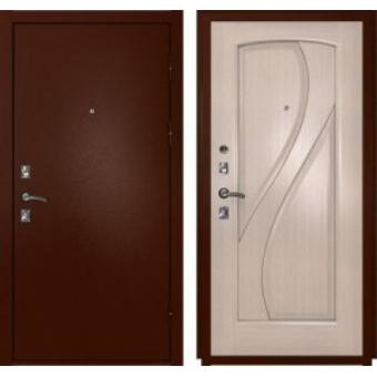 Дверь входная металлическая эконом-49
