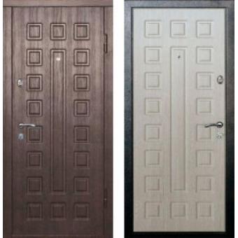 Дверь входная металлическая эконом-51