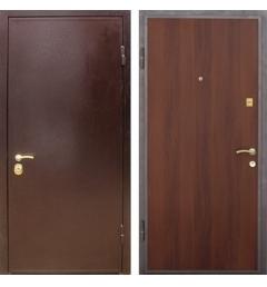 Дверь металлическая входная ламинат ПЛ3
