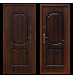 Металлическая дверь ПВХ-5